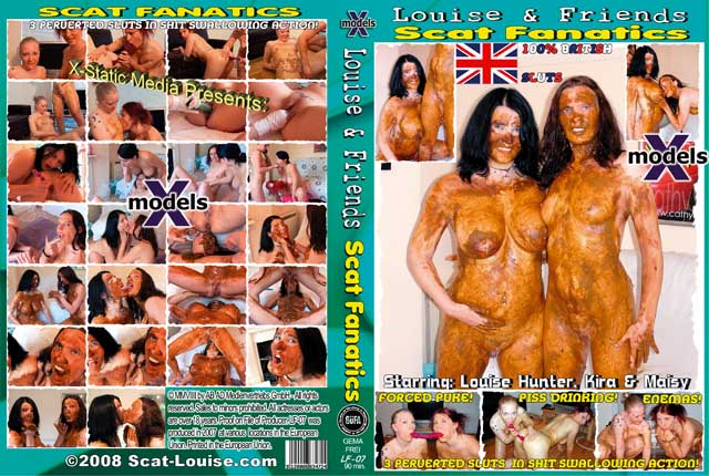 Louise Hunter, Kira, Maisy DVDRip Louise & Friends 7 - Scat Fanatics [Pooping Girls, Shitting Girls, Poop Smear, Mega Fart Girl, Dirty Anal, Scat Lesbian, Germany]