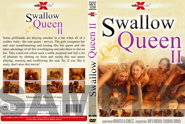 Josie, Cristina, Ayumi, Perla, Raquel, Ravana, Milly DVDRip MFX-1230 Swallow Queen II [Scat, Piss, Vommit, Lesbians, Smearing, Efro, Pee, Farting, Poop, Defecation, Extreme Scat, Scatology]