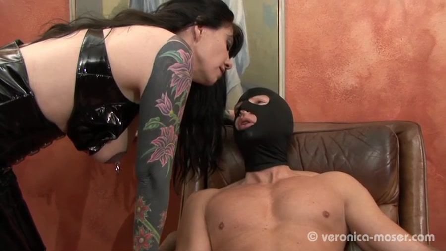 Veronica Moser SD The Bitch [Germany, Femdom Scat, Shitting, Scatting, Domination Scat, Scat Porn, Scat Humiliation, Face Sitting]