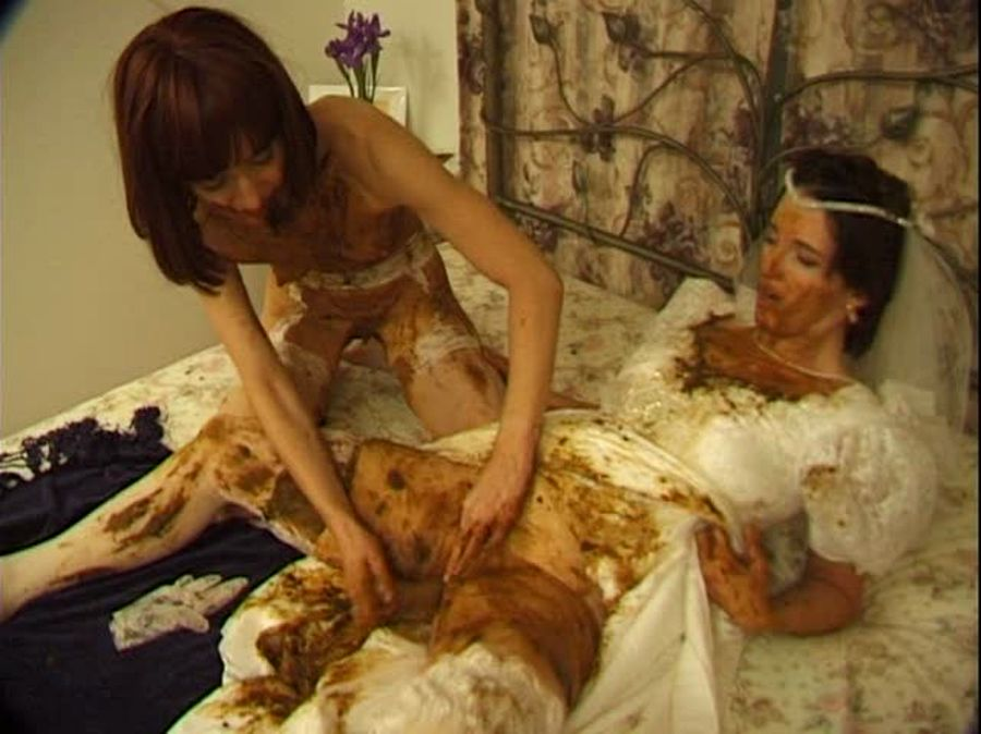 Prettylisa, Lady St. Claire, 1 male SD Brown Wedding Night [Scat, Piss, Human Toilet, Humiliation, Fetish, Toys, Lesbians, Group, Femdom Scat, Shitting, Scatting, Domination Scat, Scat Porn, Scat Humiliation]