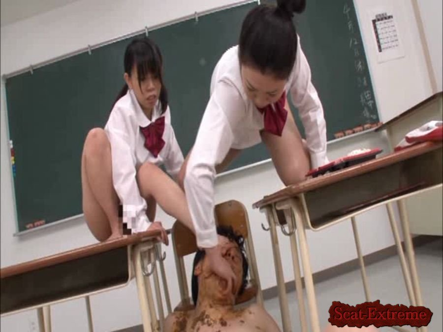 Various Amateurs DVDRip Men that are in human toilet [Scat, Pissing, Asian, Japan, Domination, Femdom]