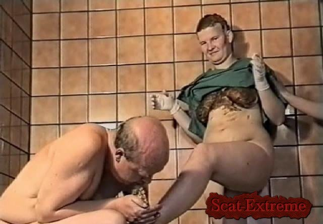 ScatGirls SD Group scat fuck in a mental hospital [Amateur, Group, Milf, Anal, Sex Scat, Femdom]