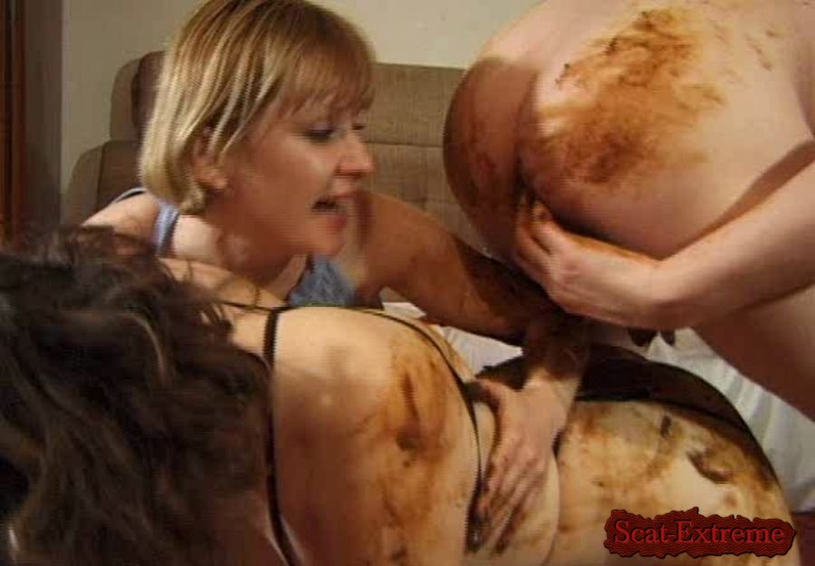 ShitGirls SD Perverted scat sex for sexy girl [Take A Crap, Smear, Slander, Bull, Cowardice, Madness, Scat Giant, Amateur, Group, Milf Scat]