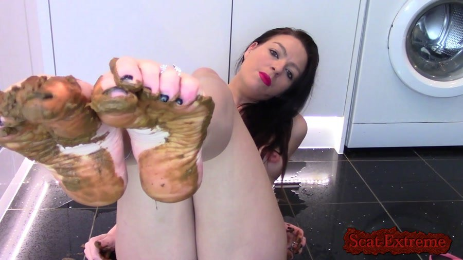 evamarie88 FullHD 1080p My Kinky Poo Foot Fetish [Slander, Bull, Cowardice, Madness, Scat Giant, Solo, Amateur]
