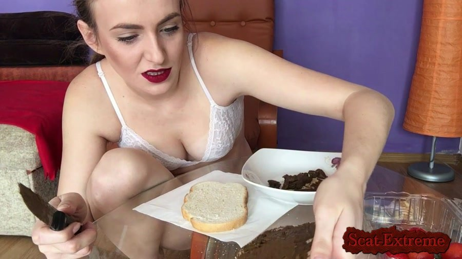 DianaSpark HD 720p It's time to serve your lunch [Smearing, Efro, Pee, Farting, Solo, Defecation, Extreme Scat, Scatology]