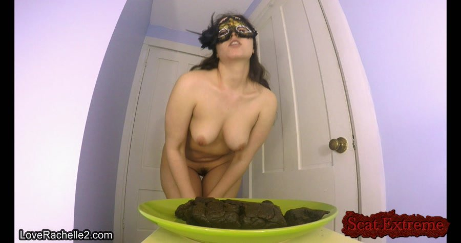 LoveRachelle2 4K UltraHD Private Scat Tutor [Solo, Scatting, Big Scat, Efro, Pooping Girls, Big Pile]