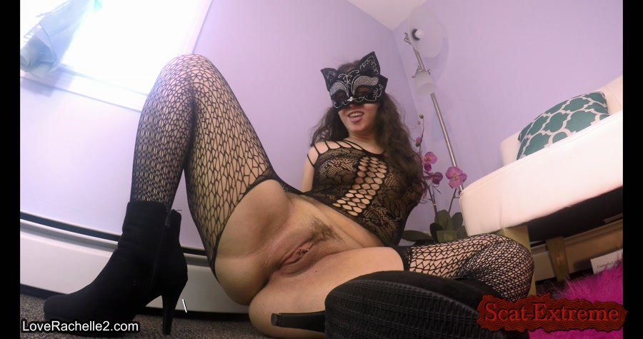 LoveRachelle2 4K UltraHD I Know What You REALLY Want… Eat Up [Panty, Panties, Scat, Smearing, Shit In Pantyhose, Solo]