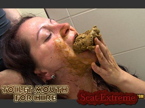 Victoria, Mia HD 720p TOILET MOUTH FOR HIRE [Scat, Piss, Human Toilet, Toys, Masturbation, Humiliation, All Sex, Lesbians, Group]