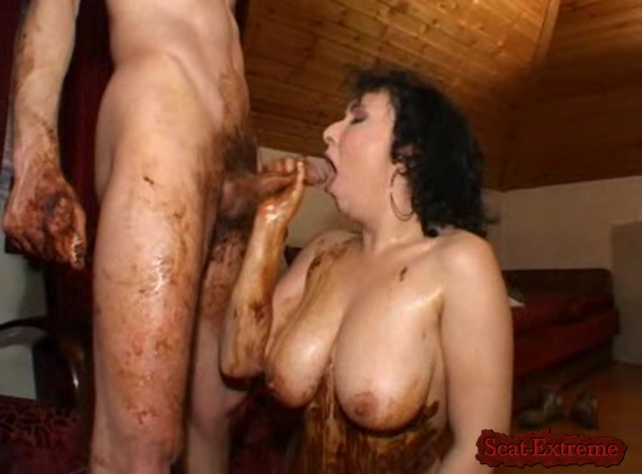 Shit Milf DVDRip SHITMASTER 10 [Blowjob, Sex Shit, Eating, Kaviar Scat, Scat Fuck, Anal, Germany]