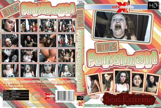 Bia, Barbara Cristina, Latifa, Paula, Mary Castro HDRip [SD-3086] Bia´s Punishment [Scat, Piss, Lesbian, Domination, Brazil]