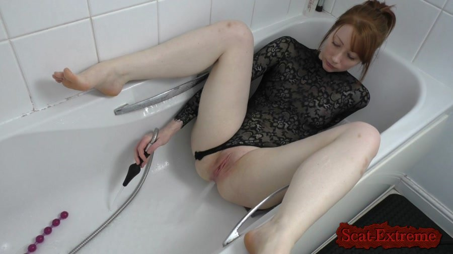 ScatSlammers HD 720p Shower Hose Douching [Stars Scat, Poop Videos, Solo]