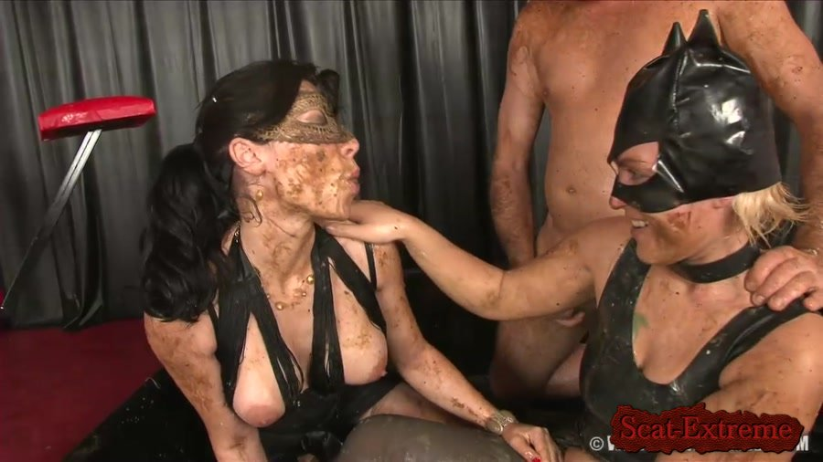 Regina Bella, Gina HD 720p Pushing the Limits 2 [Scat, Piss, Pissing, Toys, Fingering, Human Toilet, Enema, Latex]