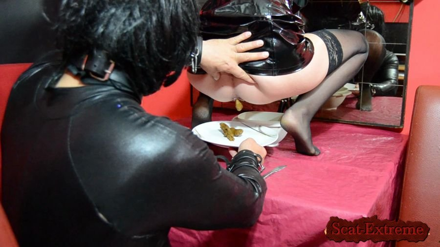 Vici FullHD 1080p Eat My Scat [Scat, Piss, Rubber, Domination]