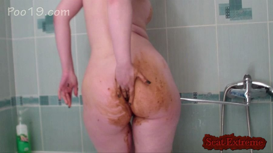 MilanaSmelly HD 720p Usual morning 5 girls. Part 5. Liza with MilanaSmelly [Poop Smear, Mega Fart Girl, Solo, Amateur]