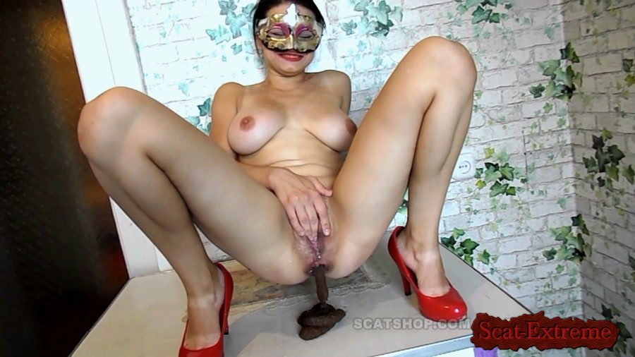 BigTitsAlisa FullHD 1080p I'm a little obedient doll [Solo, Shitting, Scatting, Masturbation, Amateur]