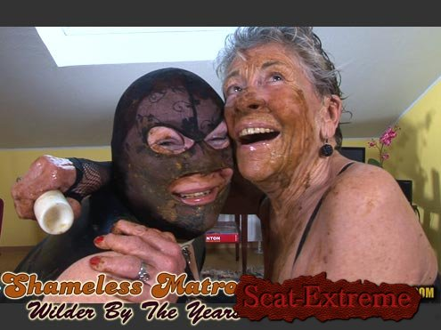Linda, Angelina, Cora, 1 male SD 720p SHAMELESS MATRONS - WILDER BY THE YEARS [Farting, Poop, Defecation, Extreme Scat, Scatology, Milf, Mature]