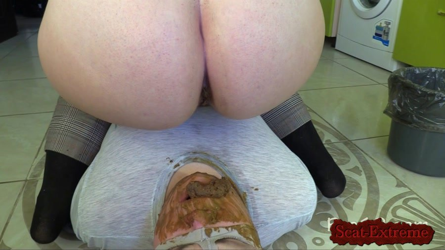 MilanaSmelly HD 720p Girls hid from the toilet slave [Femdom, Shitting, Scatting, Domination, Humiliation, Face Sitting, Toilet Slavery]