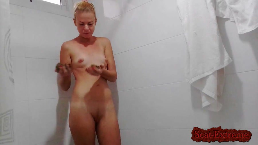 MissAnja HD 720p Desperation/Long Poo/Scat Body, Face Smear [Shitting Ass, Young Girls, Amateur, Solo]