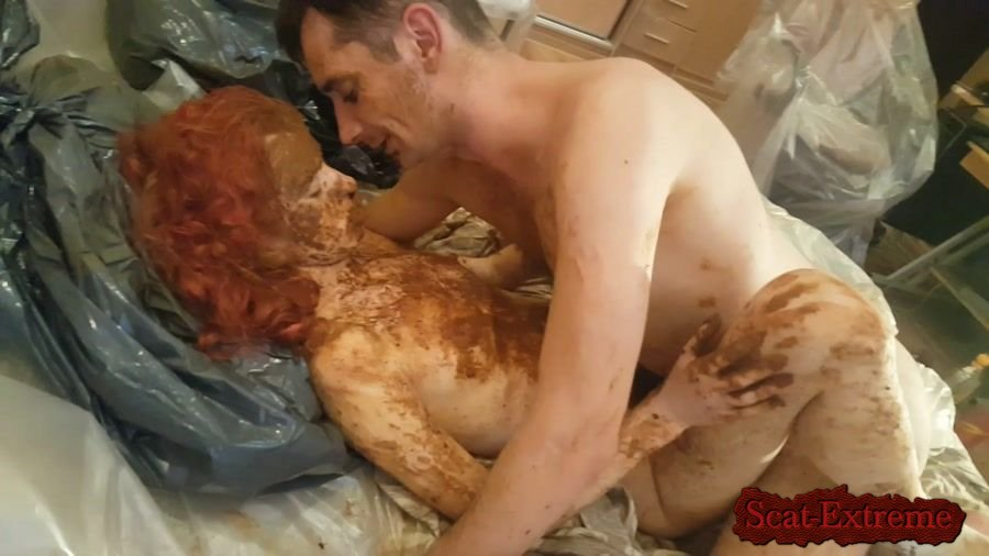 Aria FullHD 1080p Christmas Shitty Massacre. Part 5 [Sex Scat, Blowjob, Sex Shit, Eating, Kaviar Scat, Anal, Amateur]