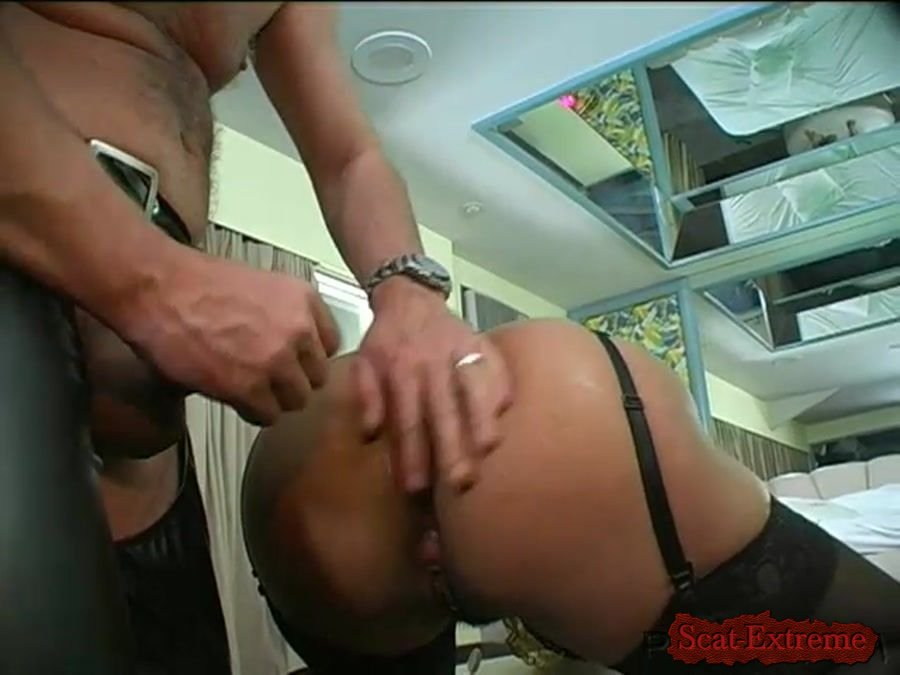 Luciana SD Brazil Scat [Sex, Ugly Whore, Scat, Enema, Piss, Broken Ass]