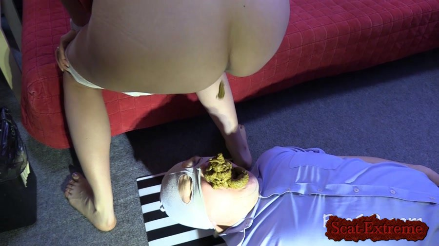 MilanaSmelly FullHD 1080p New Mistress! Sweet shit [Femdom, Domination, Humiliation, Face Sitting]