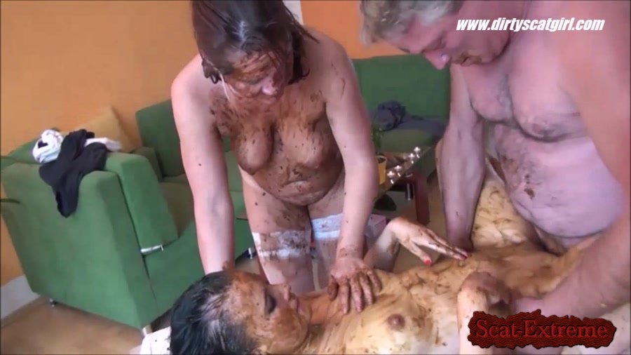 Betty, Victoria HD 720p Massage Scat Parlour 2 [Scatology, Sex Scat, Blowjob, Sex Shit, Eating, Kaviar Scat, Scat Fuck, Anal, Amateur]