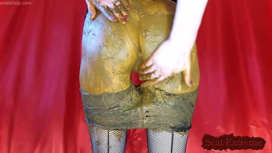 Anna Coprofield FullHD 1080p I will Ruin these Beautiful Tights Anyway Part 2 [Farting, Poop, Defecation, Extreme Scat, Scatology, Solo]