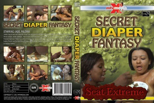 Jade, Paloma HD 720p MFX-4454 Secret Diaper Fantasy R78 [Scat, Lesbian, Diaper, Smearing, Shit Eating, Brazil]