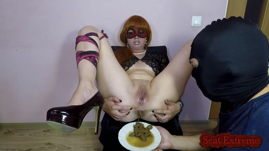 Janet FullHD 1080p Kaviar Feeding [Femdom, Shitting, Scatting, Domination, Scat Porn, Humiliation, Face Sitting]