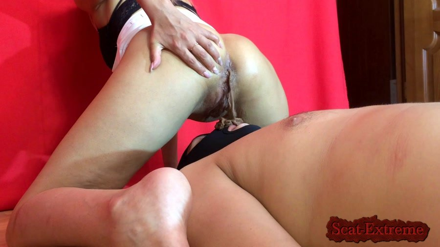 scatdesire FullHD 1080p Full Toilet Eat My Shit [Shitting, Scatting, Domination, Humiliation, Face Sitting, Toilet Slavery]
