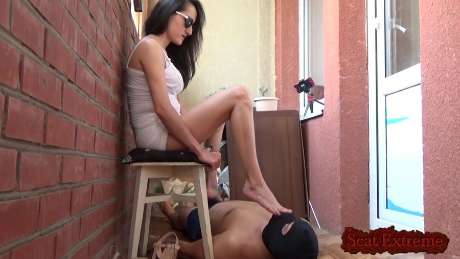 janet HD 720p Shit on the balcony [Femdom, Shitting, Scatting, Domination, Scat Porn, Face Sitting, Toilet Slavery]
