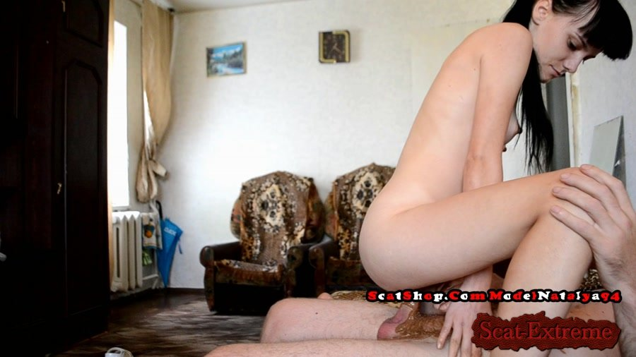ModelNatalya94 FullHD 1080p Liquid diarrhea on the member + sex [Scatology, Blowjob, Sex Shit, Eating, Kaviar Scat, Scat Fuck, Anal, Amateur]