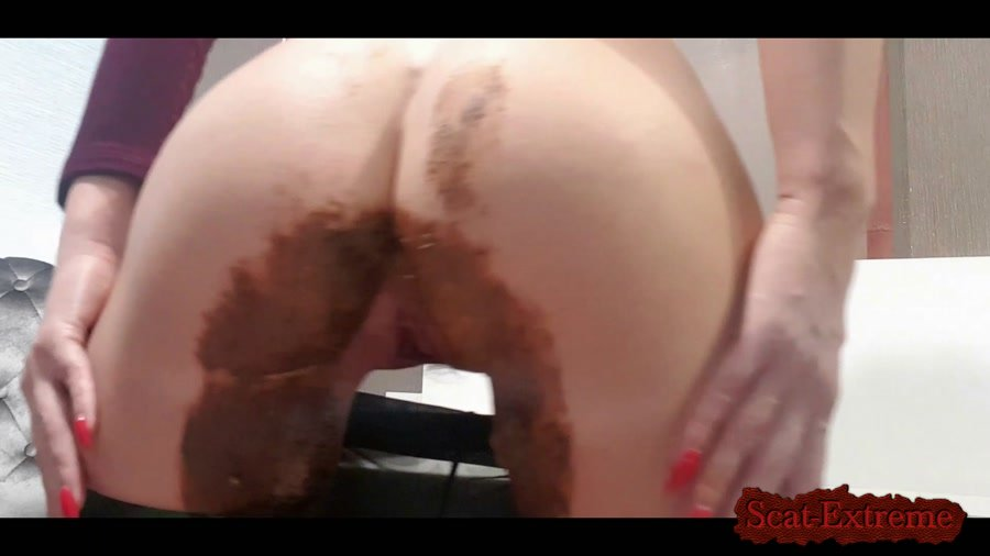 thefartbabes FullHD 1080p Shiny Tights Poop JOI [Shit in Panty, Panty, Panties, Poop Videos, Scat, Smearing, Solo]