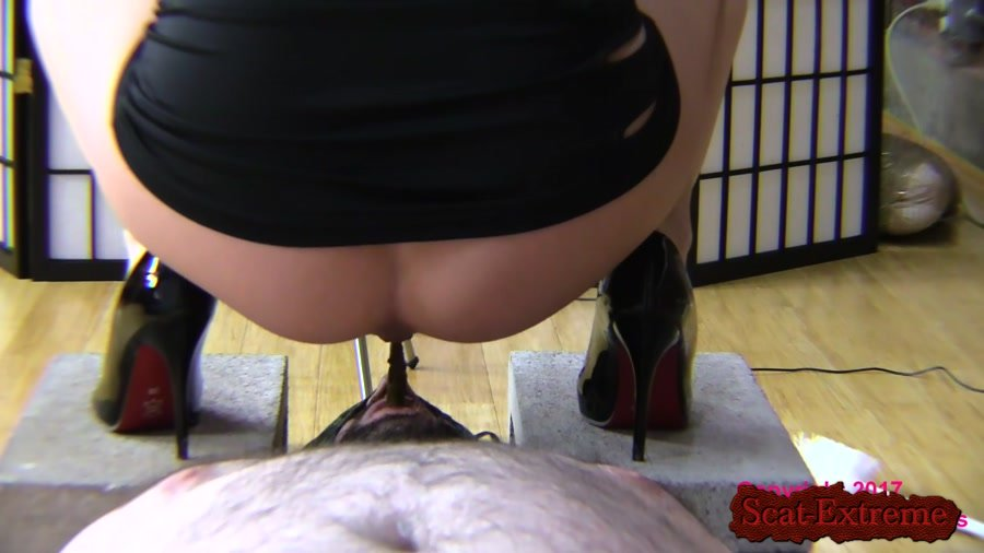 Lola FullHD 1080p Weekend Full Toilet Slave Day 1 of 3 Complete [Shitting, Scatting, Domination, Amateur, Humiliation, Face Sitting]