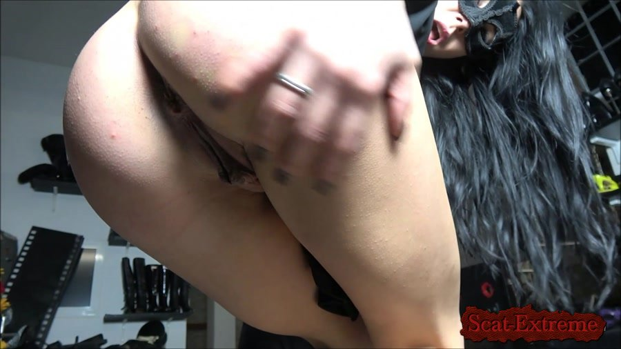 MIstress Gaia FullHD 1080p Here is what you asked for [Pee, Farting, Defecation, Extreme Scat, Femdom]