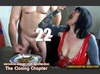 Veronica Moser, 1 male HD 720p VM72 - THE CLOSING CHAPTER [Domination, Scat Porn, Humiliation, Face Sitting, Toilet Slavery, Milf]