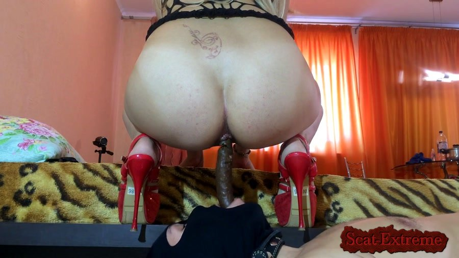 ElenaToilet FullHD 1080p Swallow my Thick Shit [Femdom, Shitting, Scatting, Domination, Scat Porn, Humiliation, Face Sitting, Toilet Slavery]