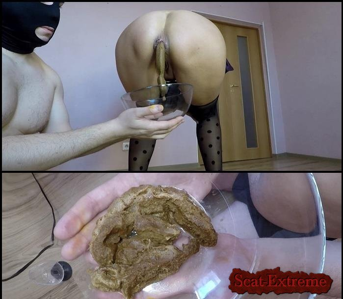 Scatdesire FullHD 1080p Special Treat for My Toilet [Femdom, Shitting, Scatting, Domination, Scat Porn, Humiliation, Face Sitting]