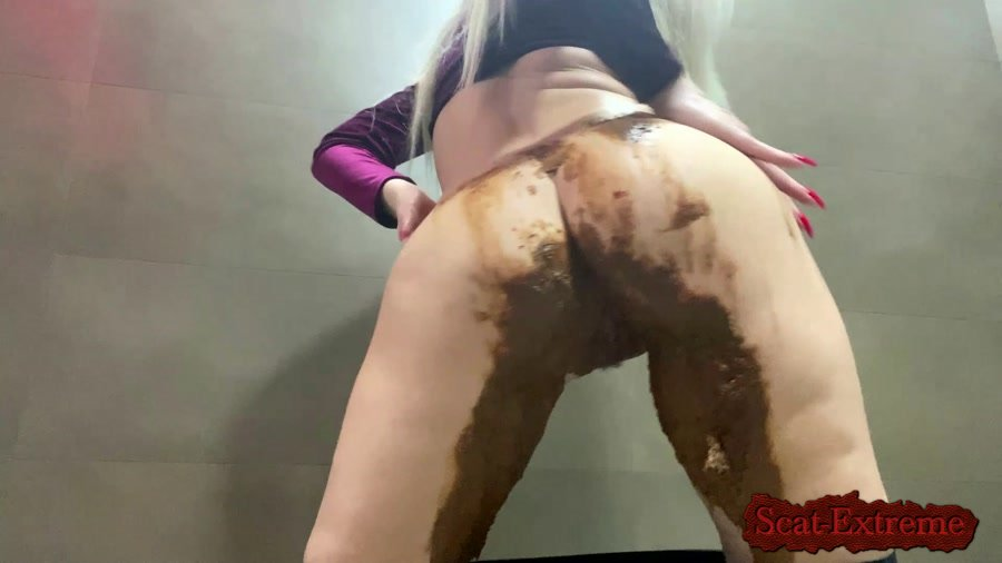 Thefartbabes FullHD 1080p Shiny Leggings Poop [cat Girl, Scat Fetish, Scat Tube, Scat Tubes, Scat Video, Solo]