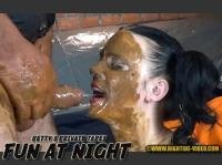 Betty, Eliza, 3 males HD 720p BETTY PRIVATE - FUN AT NIGHT [Sex Scat, Blowjob, Group, Eating, Teen, Scat Fuck, Anal, Amateur, Scat Fuck]