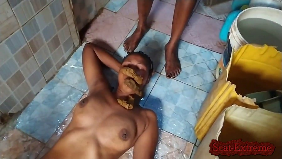 ShitGirls FullHD 1080p A Nice, Quick But Huge, Soft Shit Outside In Nigeria [Femdom, Domination, BDSM, LezDom, Humiliation, Face Sitting, IR]